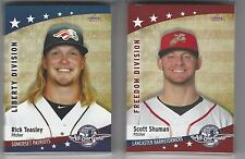 COMPLETE 2017 ATLANTIC LGE ALL STARS MINORS INDEPENDENT ATLANTIC LEAGUE