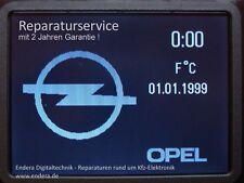 Opel Astra G CID Display Navi-Display Farbdisplay Reparatur