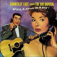 New: Big Bopper: Chantilly Lace  Audio Cassette