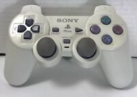 PSone Ps1 Sony PlayStation Wired Analog Controller White SCPH-110 [G7]