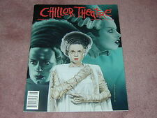 CHILLER THEATRE magazine # 8 - Bride of Frankenstein