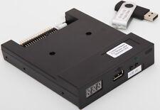 Nuevo Disco Floppy a USB Mejora Kit Emulador Convertidor Okuma Torno Máquina