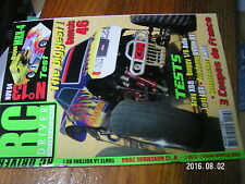1?µ µ? Revue RC Driver n°13 Xray XB8 Buggy 1/6 Avio Losi LST Mugen MRX-4