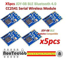 5pcs JDY-08 BLE Bluetooth 4.0 Uart Transceiver Module CC2541 Wireless iBeacon