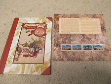 1992 Australia Post Publication - Gold Seekers of the 1890's, include stamps