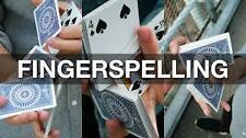 Fingerspelling by Dealersgrip