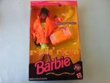 Rappin 'Rockin' Christie Barbie Doll 1991.  Mattel # 03265.
