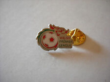 a1 WELSH PREMIER LEAGUE spilla football calcio‎ soccer pins badge galles wales