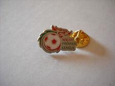 a1 WELSH PREMIER LEAGUE spilla football calcio soccer pins badge galles wales