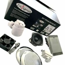 Insignia Deluxe: DIY Steam Generator Kit For Home Steam Rooms