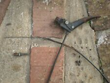 QUALCAST SUFFOLK PUNCH 43S Petrol Mower  CLUTCH CABLE