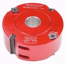HW-WPL  Falzmesserkopf Hersteller GUHDO ALU 125 x 50 x 30 Z 2 + V 4