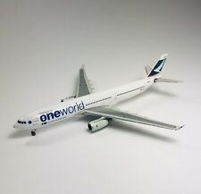 Phoenix 1/400 Cathay Pacific One World Airbus A330-300 B-HLU