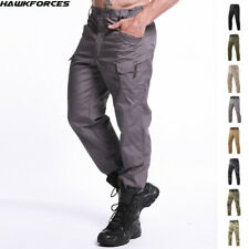 ESDY Army Cargo Combat Military Men's Tactical Trousers Camouflage Casual Pants