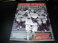 DVD nf LA GRANDE HISTOIRE DE LA 2nde GUERRE MONDIALE, EPISODE 1 : HITLER ATTAQUE