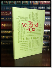 The Wizard of Oz by L. Frank Baum New Textured Soft Leather Feel Collectible