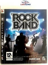 Rock Band PS3 Playstation Nuevo Sealed Precintado Retro Sealed New PAL/SPA