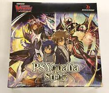 Card Fight Vanguard Psyqualia Strife Sealed Booster Box VGE-V-MB01