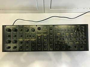Behringer K-2 Semi-Modular Analog Synthesizer in Excellent Condition