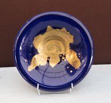 Coupe Porcelaine Sèvres, décor Boutaleb