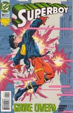 Superboy #11 Comic Book 1995 - DC