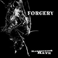 Forgery - Harbouring Hate (CD 2009) NEW/SEALED