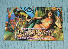 DEJAH THORIS AND THE WHITE APES OF MARS #2 BRANDON PETERSON HORIZONTAL COVER