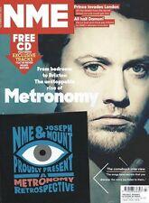NME,Joe Mount Metronomy,Prince,Damon Albarn,Annie Clark St Vincent,Wild Beasts