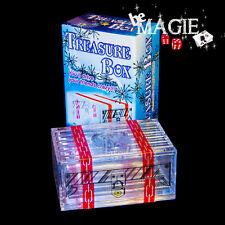 Boîte au Trésor - Coffre Trésor - Treasure Box - Tour de Magie
