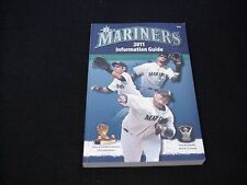 2011 Seattle Mariners  Baseball Media Guide - Ichiro / Felix Hernandez