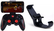 Bluetooth Wireless Controller + Clip For Android & Apple Smartphone Tablet - PC