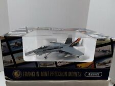 """Franklin Mint Armour Collection F18 Vf-113 """"Abe Lincoln"""" 1:48 B11C591"""