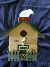 Household Birdhouse Tissue, Kleenex Dispenser