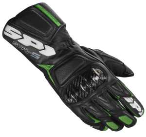 SPIDI STR-5 Leather Motorcycle Racing Gloves Track days # A175