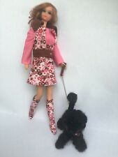 Handmade OOAK Outfit For Your Vintage Barbie Doll Poodle Doodles Inspired