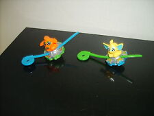 Lot de Figurines/jouets KINDER FERRERO: TOUPIES