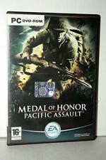 MEDAL OF HONOR PACIFIC ASSAULT GIOCO USATO PC DVD VERSIONE ITALIANA VBC 39809