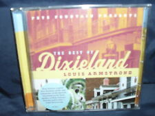 Louis Armstrong ‎– Pete Fountain Presents The Best Of Dixieland