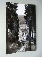 Ansichtskarte Wildbad im Schwarzwald 50/60er?? Bahn