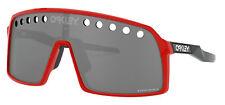 Oakley Sutro Origins Collection Men's Sunglasses - Redline Frames with Prizm Black Lens