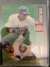 1995 Sportflix #52 Sammy Sosa Chicago Cubs Baseball Card