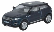Oxford 76RR003 Ranger Rover Evoque Coupe Baltic Blue1/76 Scale 00 New in Case