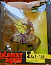 Boxed PLANET OF THE APES Large THADE Figure & HORSE