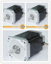 [US]  dual shaft 3AXIS nema 34 stepper motor 1232OZ /5.6A 116MM