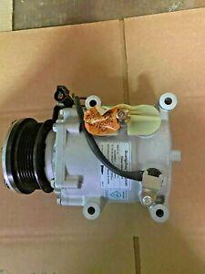New Scroll type AC Compressor fits 2005-2006 Ford GT 5.4L