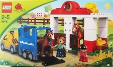LEGO - DUPLO LEGOVILLE HORSE STABLES #5648  DATED 2010**NRFB**
