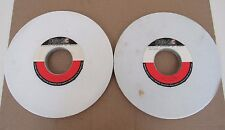 "PACK OF 2: 12"" CGW CAMEL GRINDING WHEELS 12x3/4x3 WA45-I-V 3/4"" THICK 3"" CENTRAL"
