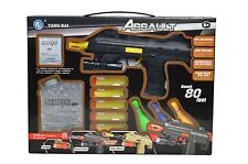 KID MINI UZI pistola giocattolo Esercito Polizia Set spara proiettili