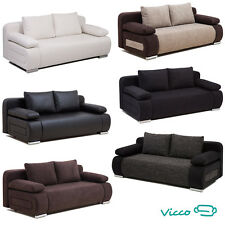 schlafsofas mit bettkasten g nstig kaufen ebay. Black Bedroom Furniture Sets. Home Design Ideas