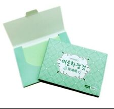 Green Tea Facial Oil Blotting Sheets Paper Cleansing Face Oil 100 qualitysheets